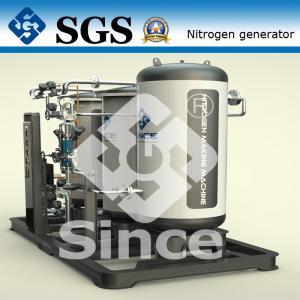 Buy cheap Opération automatique de circuit de génération d'azote du pneu PSA de grande pureté product