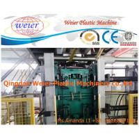 Buy cheap PE HDPE 5000 Liters Water Tank Blow Mould Machine Plastic Extrusion Line product