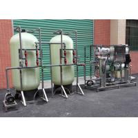 China 3TPH RO System Industrial Reverse Osmosis Plant For Borehole Water Treatment on sale