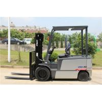 Buy cheap No - Pollution 4 Ton Electric Forklift Truck , Curtis Control Power Lift Truck from wholesalers