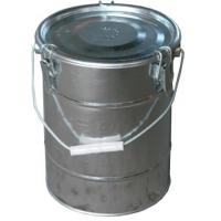 Buy cheap Ferrous Aluminate Cement Testing Equipment , Cement Sample Bucket 7.5 / 8L product