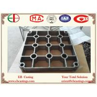 Buy cheap 406 x 406 x 50 Material Trays for Precision Gear Parts Heat-treatment 1.4849 EB22280 product