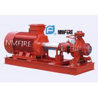 Buy cheap SS420 Shaft Single Stage End Suction Pump 500 Gpm @110psi With Electric Motor Driven from wholesalers