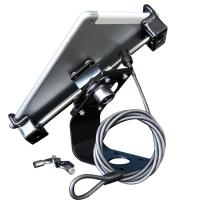 Buy cheap Anti-grab tablet panel computer display mounting bracket with wire cable locker product