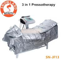 Buy cheap 3 in 1 far infrared+ems therapy +lymphatic drainage vacuum pressotherapy body slimming product