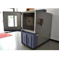 China High Precise CE Approved Rapid Rate Temp. and Humidity Test Chamber with Touch Screen Programmable Controller wholesale