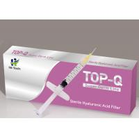 Buy cheap Non Animal Worry Lines Hyaluronic Acid Fillers Wrinkle Injection 2.0ml / Box product