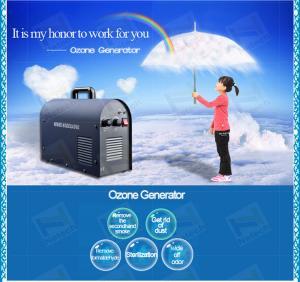 Buy cheap Retiro del humo del generador del ozono del purificador del aire del ozonizador de la oficina pequeño product