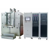 Buy cheap Vertical Type Vacuum Metalizing Machine Stainless Steel Fast Cycle With Water Cooling product