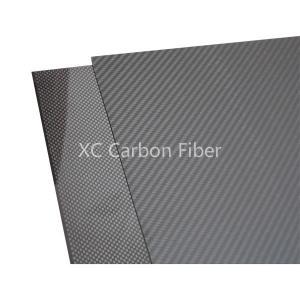 Buy cheap Лист 1000мм волокна углерода крупноразмерного твилл 3К штейновый product