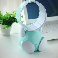 Buy cheap USB Handheld Robot Bladeless Fan Portable Chargeable Mini Bladeless Cooling Fan from wholesalers