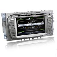 Quality Ford Focus Mondeo DVD Sat Nav , GPS Navigation 3G / Wifi VFF3003 for sale