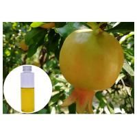 Buy cheap Premium High Purity Skin Reinvigorate Pomegranate Seed Oil Cosmetic CAS 544 72 9 product