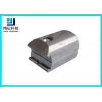 Buy cheap Outer Connector Aluminum Tubing Joints Claw Mode Oxidation Surface treatment from wholesalers