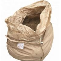 Buy cheap Full Open Top Polypropylene Jumbo Bags Flat Bottom With Spout 1000kg / 1200kg product