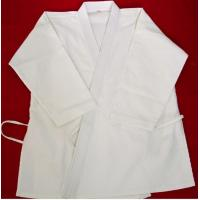 China white karate uniforms on sale