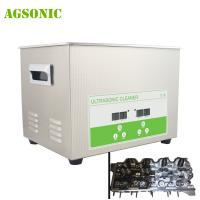 Buy cheap Digital Ultrasonic Cleaner Heater For Machining Stamping Parts Digital Display Timing And Change Heating Function product