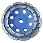 Buy cheap Segmented diamond cup wheel for stone,concrete,marble and granite,cutting fast,good price,high quality product