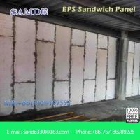 Buy cheap Easy and speed installation Insulated Sandwich Wall Panels for Domestic Construction product