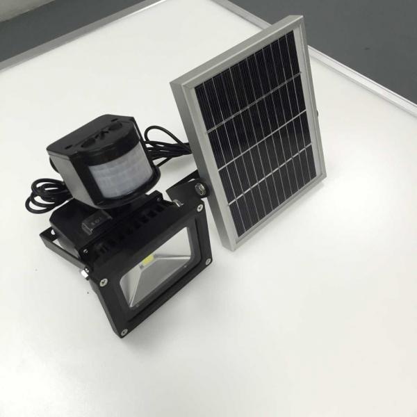 Commercial Solar Flood Lights Nz: White 6000K Solar LED Flood Lights