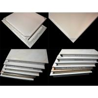 China Heat Insulation Durable Aluminum Suspended Ceiling For office buildings on sale