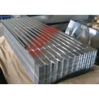 Buy cheap Regular Spangles Galvanized Steel Coil Galvanised Corrugated Steel Sheet from wholesalers