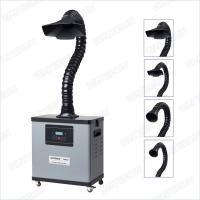 Buy cheap Durable 99.97% Solder Fume Extractor , F6001d Portable Fume Collector product