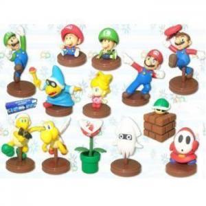 Buy cheap Figuras del Super Mario con la base product