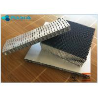 Buy cheap H16 Honeycomb Structure , Honeycomb Material For Air Freshener Wind Guide from wholesalers