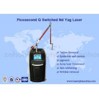 Buy cheap 2000W high power picosure laser/pico laser new laser for tattoo removal machine product