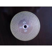 Buy cheap Electroplated diamond saw blade for marble& granite product