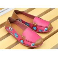 Buy cheap Ladies Flat Canvas Casual Shoes Sport Shoes Flower Embroidery Women Sneakers Loafers For Girls from wholesalers