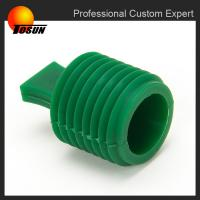 Buy cheap Flexible corrugated silicone plug product