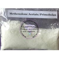 Buy cheap Natural Raw Steroid Powders Methenolone Acetate Primobolan For Bodybuilding 434-05-9 product