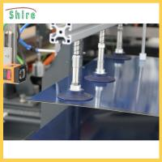 Buy cheap Films extérieurs en plastique provisoires bleus/transparents/laiteux de PE de protection product