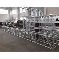 Buy cheap Straight Stage Lighting Truss Systems 0.5m To 4 M Length 350 * 450mm product