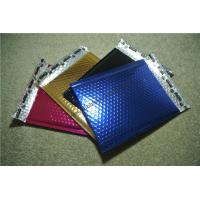 Buy cheap Pink Metallic Bubble Mailers 120x165 #FD-MO product