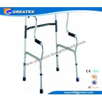 Buy cheap Hi - Lo Aluminum Mobile foldable / folding rolling walker For The Elderly product