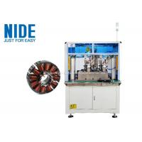 Buy cheap Ceiling fan DC motor Automatic stator winding machine for brushless motor manufacturing product