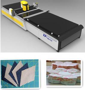 Source d'air comprimé automatique de la découpeuse 7 KPS de tissu de logiciel de tissu