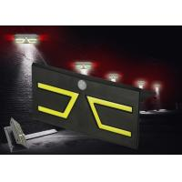 China IP65 PIR Solar Powered Motion Lights , Outdoor Solar Wall Lights Zero Electrical Bill on sale