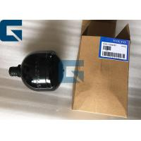 Buy cheap Small Black Volvo Accumulator , L120F Volvo Loader Parts With Max 30MPA VOE17258313 product