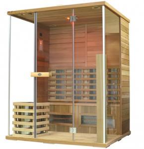 China Conventional Far Infrared Sauna Cabin on sale