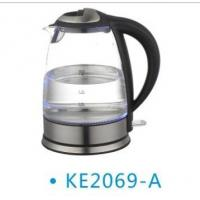 Buy cheap Electric glass kettle(KE2069-A) from wholesalers