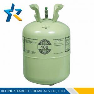 Buy cheap R400 mezcló el cilindro de acero reciclable 800L, 400L de la pureza 99,8% refrigerantes del gas R400 product