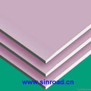 Buy cheap 耐火性の石膏ボード/ペーパー表面石膏ボード product