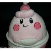 China Pokemon Happiny Pink Talking Stuffed Animal Toys Nintendo Talks 10cm For Party on sale