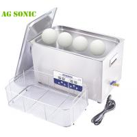 Buy cheap 30 Liters Ultrasonic Golf Club Cleaner With SUS Stainless Steel Basket And Lid product