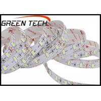 China FPC / PCB Exterior LED Strip Lighting , 120 Degree Colored LED Light Strips on sale