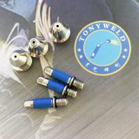 Buy cheap OTC1200 Plasma Cutting Torch Parts Chinese Type CE Nozzle And Electrode product